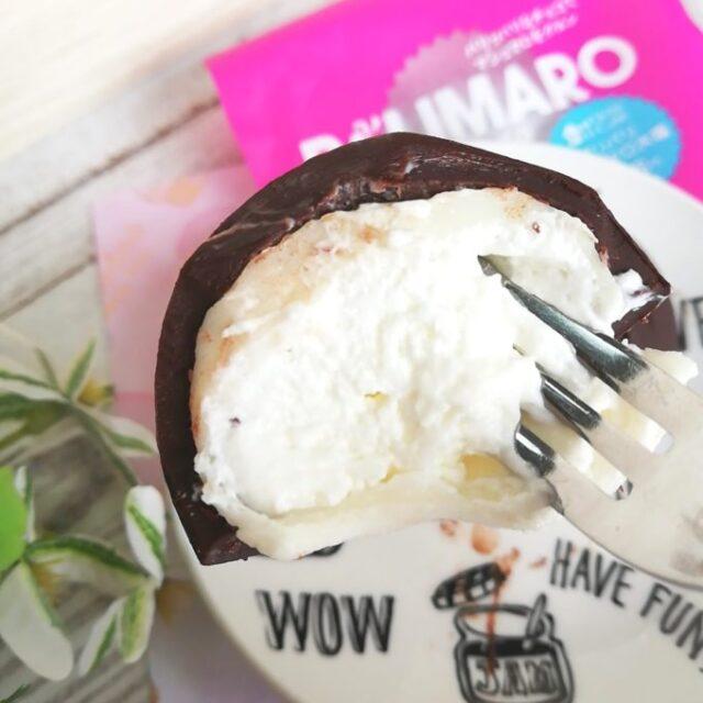 ふわふわな大福と濃厚チョコのパリマロ