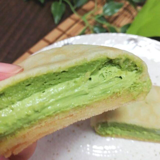 セブンイレブンの伊藤久右衛門監修宇治抹茶クレープを実食