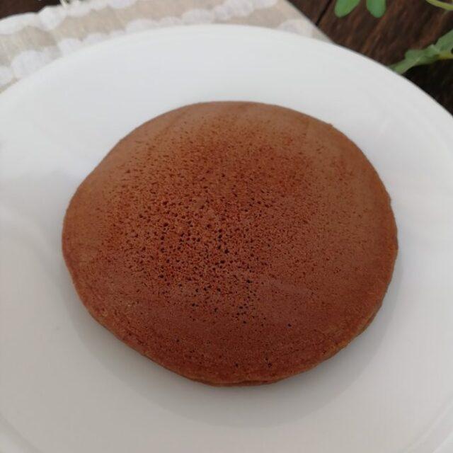カルディレジ横の珈琲クリームどら焼きの中身