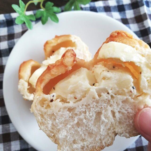 ローソンのじゃがバターパンを実食