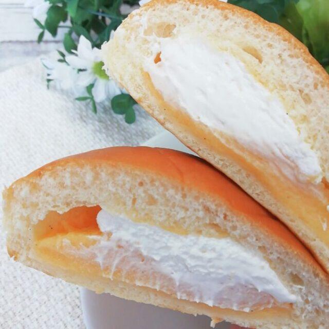 セブンイレブンのダブルクリームパンを実食
