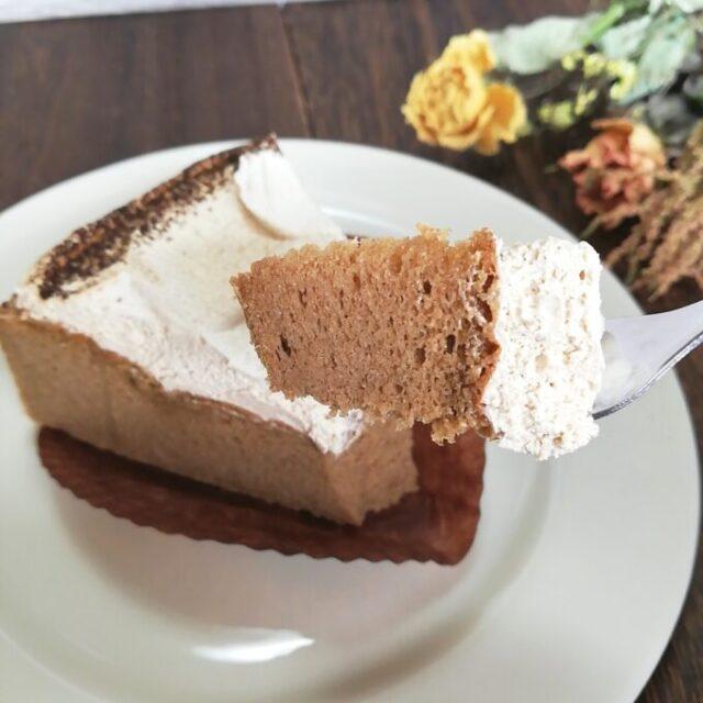 スタバの紅茶のアーモンドミルクケーキを実食