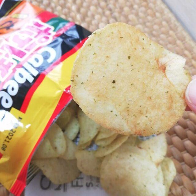 ポテトチップス×永谷園の「さけ茶づけ味」を実食