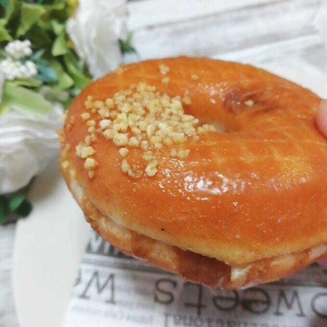 ミスドのイーストドーナツバラエティの『メープルリング』を実食
