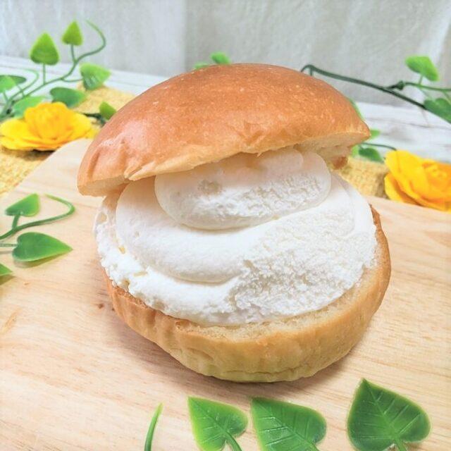 セブンイレブンのマリトッツォホイップ&カスタードのたっぷりなクリーム